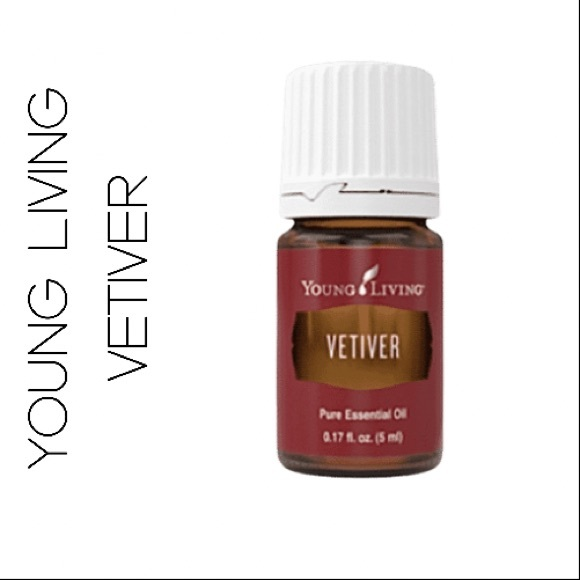 """Young Living Essential Oil """"Vetiver"""" 5ml"""